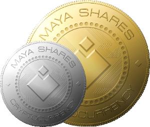 MAYA Shares - криптовалютный токен, созданный по технологии Blockchain, на базе криптовалюты Ethereum